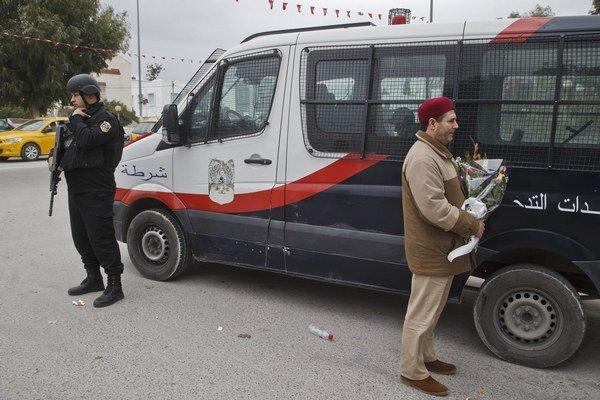 Tuniské vojenské sily sú vo vysokom pohotovostnom režime.