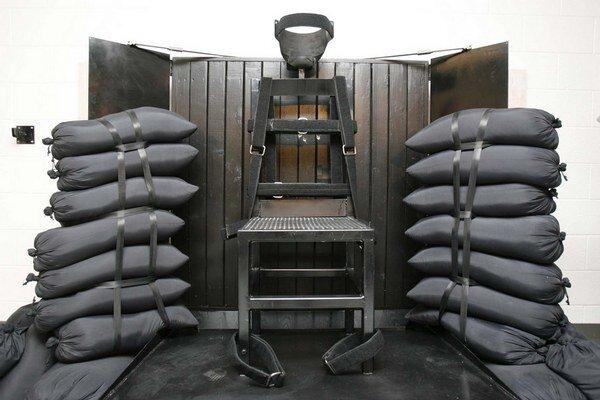 Odsúdených budú môcť v Utahu strieľať.