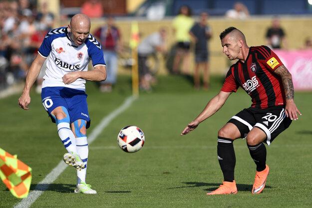 Spartak Trnava si poradila v Slovenskom pohári s Borčicami.