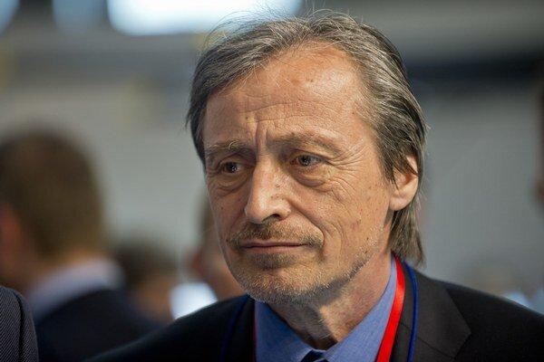 Minister obrany Českej republiky Martin Stropnický.