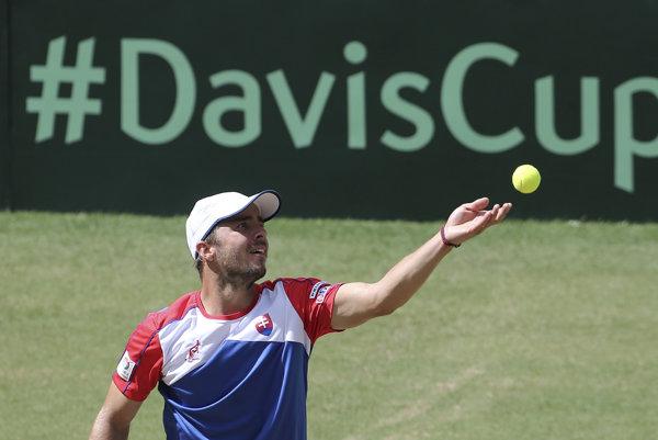 Andrej Martin potrápil hráča, ktorý patrí medzi svetovú špičku.