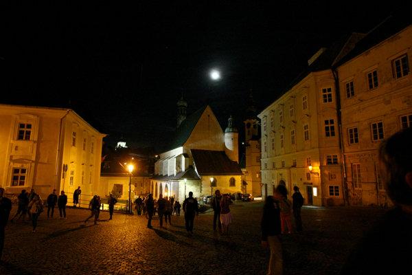 V piatok 30. septembra sa v Banskej Štiavnici začne festival kabaretných divadiel a pouličného umenia Amplión.