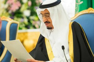 Saudskoarabský kráľ rozhodol o výraznom znížení platov ministrov