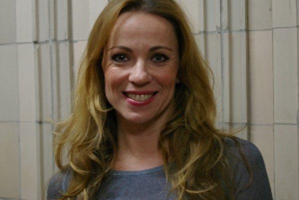 Diana Mórová.
