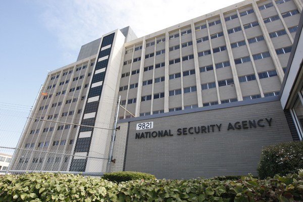 Strelec poškodil aj budovu NSA