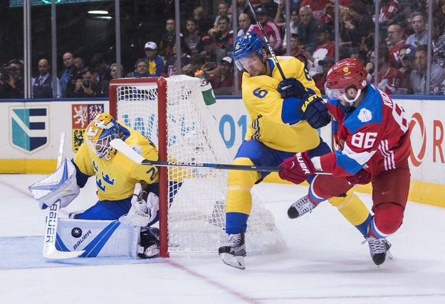 Švédska bránka bola pre Rusov ako zakliata.
