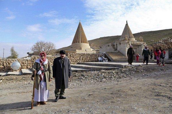 Terčom genocídy sú podľa OSN aj jezídovia, malá náboženská menšina, ktorá žije v Iraku