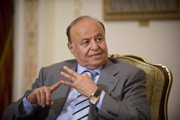 Bývalý jemenský prezident.