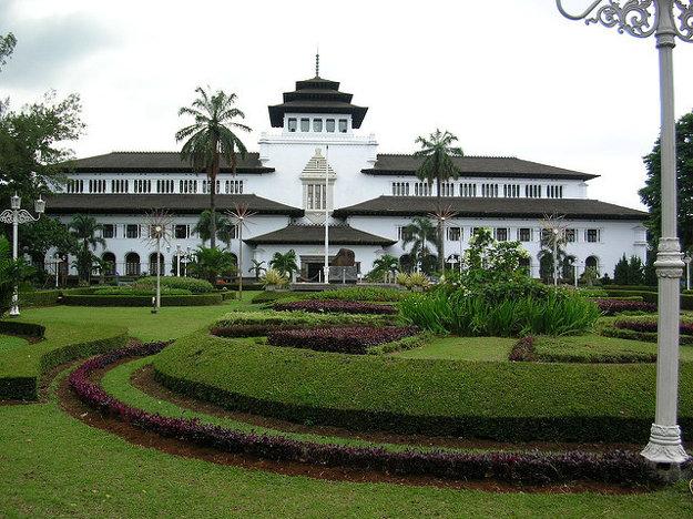 Bandung, Gedung Sate
