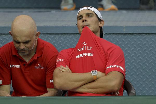 Rafael Nadal dostal v minulosti od antidopingovej agentúry dve výnimky.