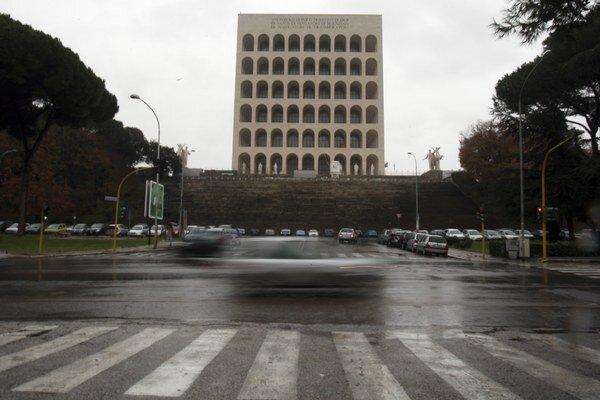 Štvrť Esposizione Universale Roma je sídlom viacerých ministerstiev, múzeí, firiem a rezidenčných domov.