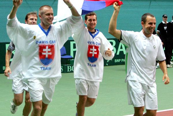 Za Slovensko zohral Hrbatý najlepšie zápasy.