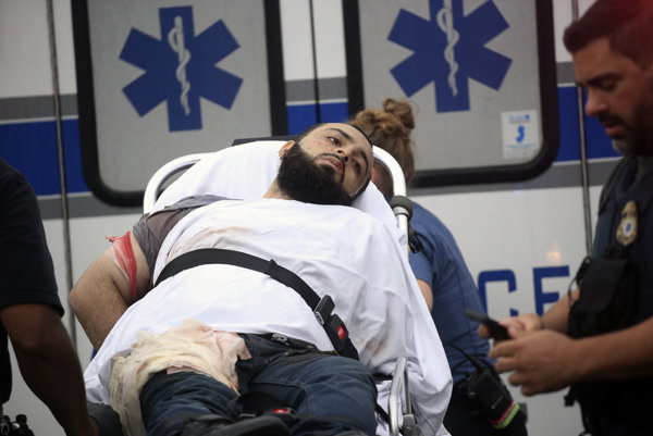 Rahamiho pri zatýkaní postrelili.