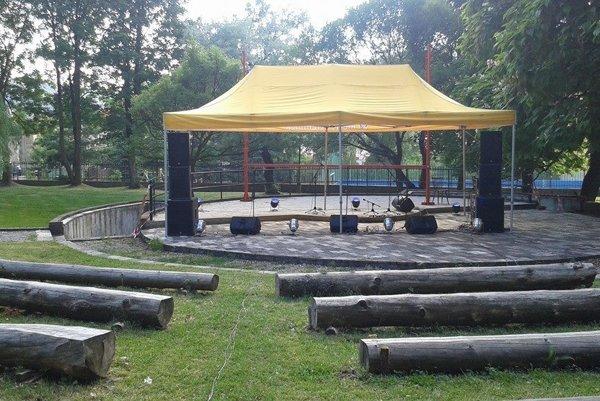 Letný Amfiteátrum pokračuje aj v septembri.