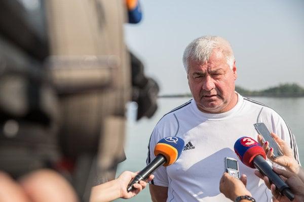 Minister dopravy Árpád Érsek