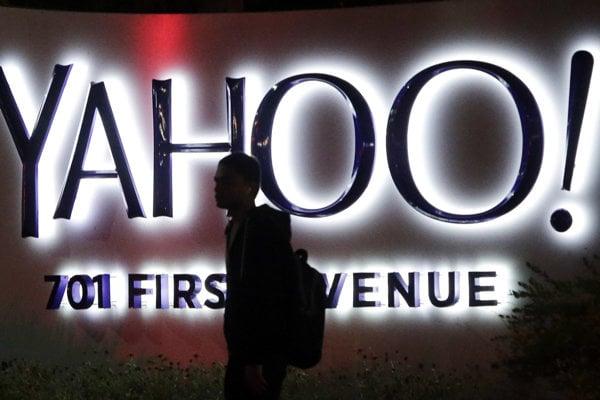 Yahoo oznámilo únik informácií z viac ako miliardy účtov.