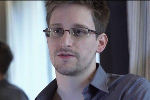 Snowden na archívnej snímke z roku 2013.