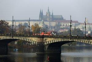 Mesto Praha.