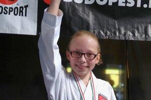 Barbora Glatzová triumfovala.