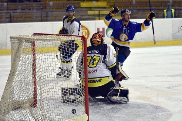 Hetrik nestačil. Tri góly Tomáša Stríža boli na body pre Trebišov málo.