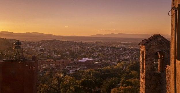Mesto San Miguel de Allende je národnou pamiatkou.