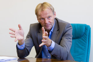 Vazil Hudák, splnomocnenec vlády pre vyjednávanie rozpočtu Európskej únie