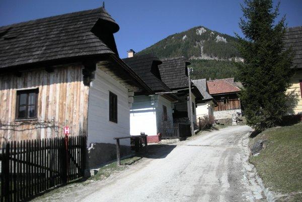 Vlkolínec je pre návštevníkov Ružomberka stále atrakciou číslo jeden.