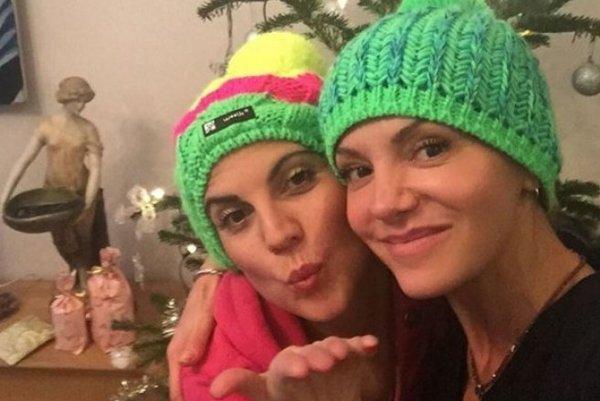 Spriaznené duše. Na Vianoce si Eva aj Dara želali, aby rakovina zmizla.