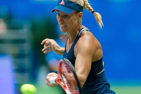 Angelique Kerberová prehrala s Petrou Kvitovou.