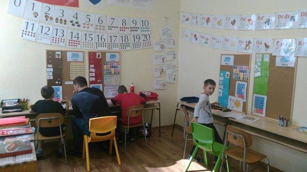 Nová trieda pre deti s autizmom.