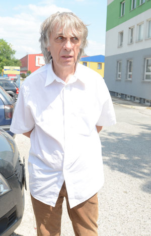 Peter Kalmus.