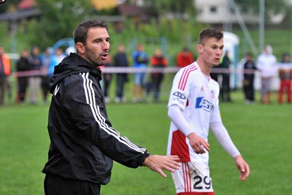 Erik Prekop má dôveru trénera.