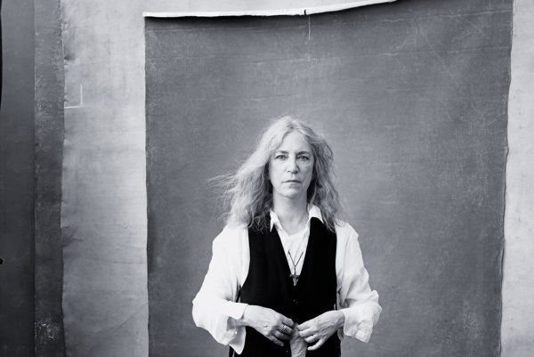 Patti Smith v kalendári Pirelli.