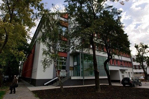 Sídlo Úradu pre dohľad nad zdravotnou starostlivosťou v Bratislave.