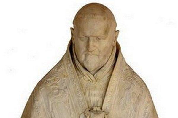 Maďarič definitívne zrušil povolenie na trvalý vývoz busty pápeža Pavla V., ktorého autorom je pravdepodobne taliansky barokový sochár Gian Lorenzo Bernini.