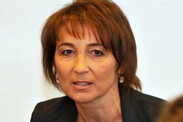 Monika Pažinková.