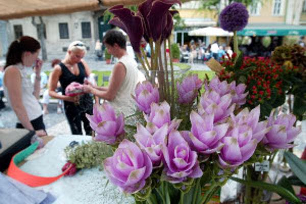 V Kanianke sa bude konať výstava kvetov.