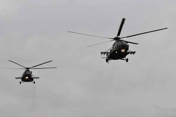 Nové stroje Bell by mali doraziť v najbližších mesiacoch.
