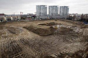Národný futbalový štadión by mal vyrásť na bratislavskom Tehelnom poli, kde kedysi stál  štadión Slovana Bratislava.