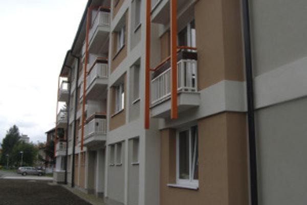 Nové byty by mali stáť na Gazdovskej ulici v Prievidzi.