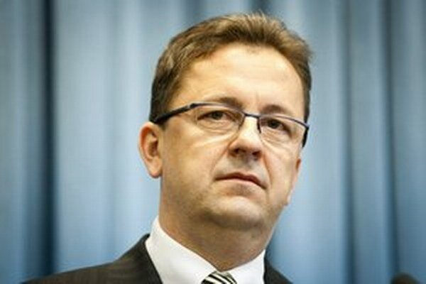 Minister obrany Martin Glváč.