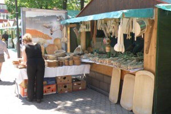 Ulička ľudových remesiel bude v centre Prievidze dva dni.