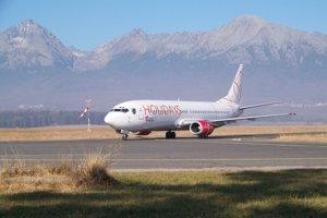 Letisko Poprad – Tatry je jedným z troch letísk, na ktorých pristávajú  aj lietadlá z krajín mimo EÚ.