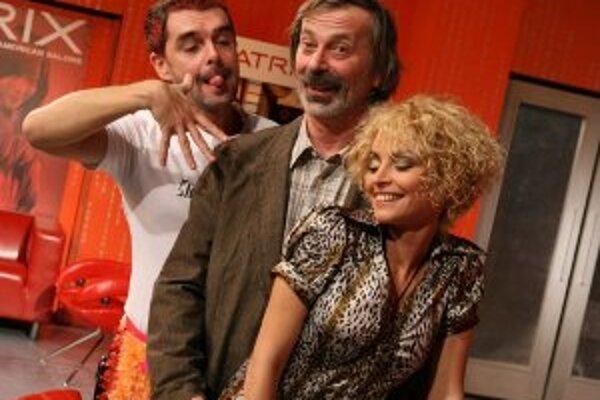 Divadlená kriminálna komédia bude v prievidzskom dome kultúry 14. júna o 19. h.