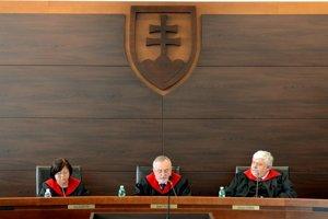 Ústavný súd Slovenskej republiky.