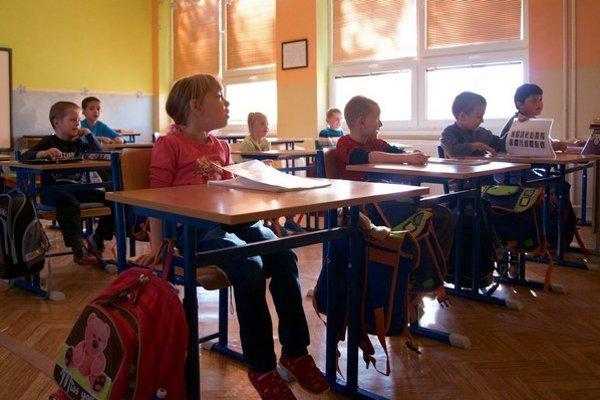 Záujem o zápis do školy niekoľkokrát prekračuje jej kapacitu.