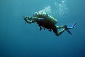 Pod vodou ako na inej planéte