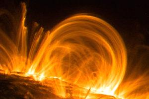 Slneční vedci na Lomnickom štíte - slnečná koróna