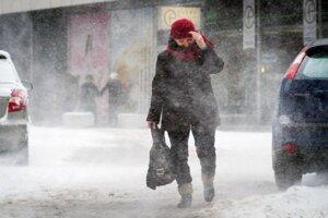 Na Slovensko sa vracia zima.