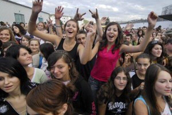 Mládež z Európy sa v Prievidzi určite v roku 2014 nestretne.